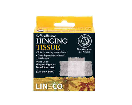 Lineco Mounting/Hinging Tissue Tape