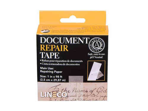 Fita Lineco Document Repair Tape