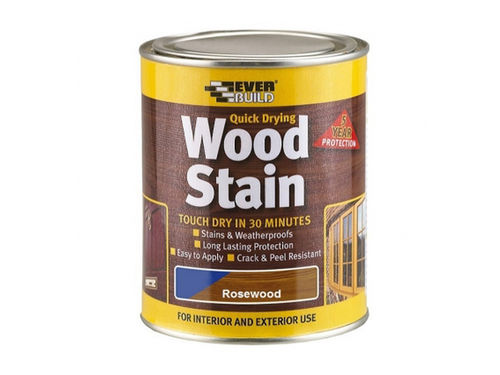 Everbuild Wood Stain 750Ml