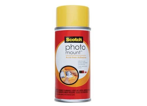 3M Photo Safe Cola Acid-Free em Spray
