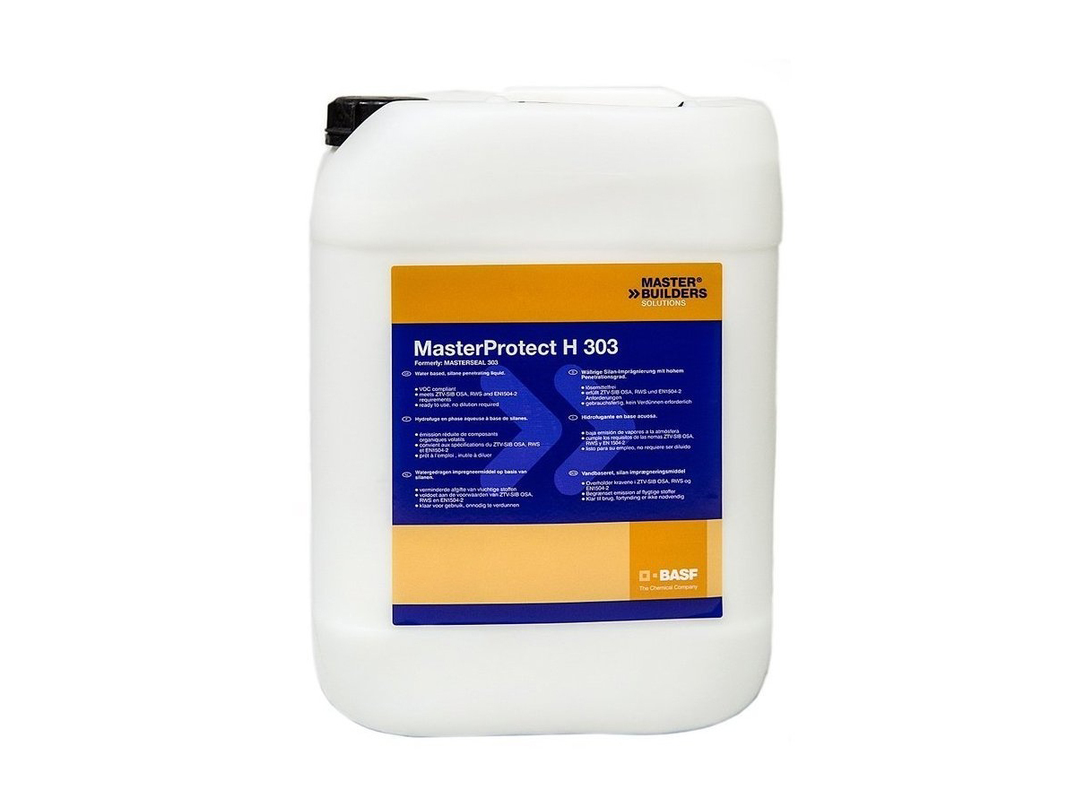 BASF MasterProtect H 305 Water and Oil repellent - Your store of