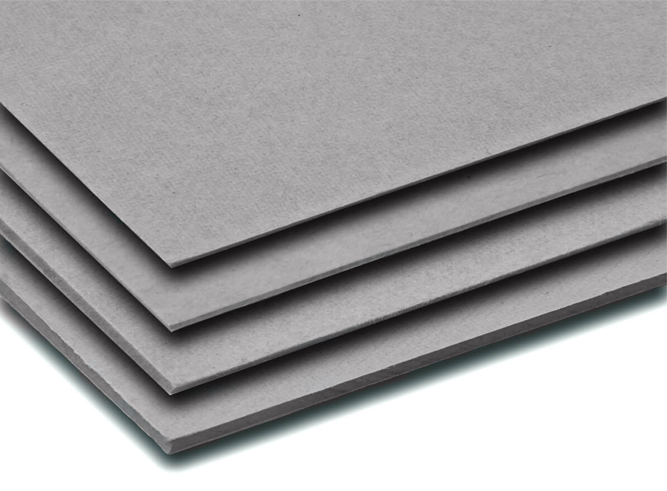 Folding Archival Bookbinding Acid-Free Grey Board - Your