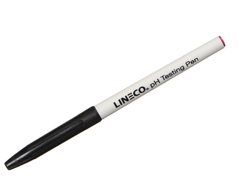 Lineco Caneta de Test pH